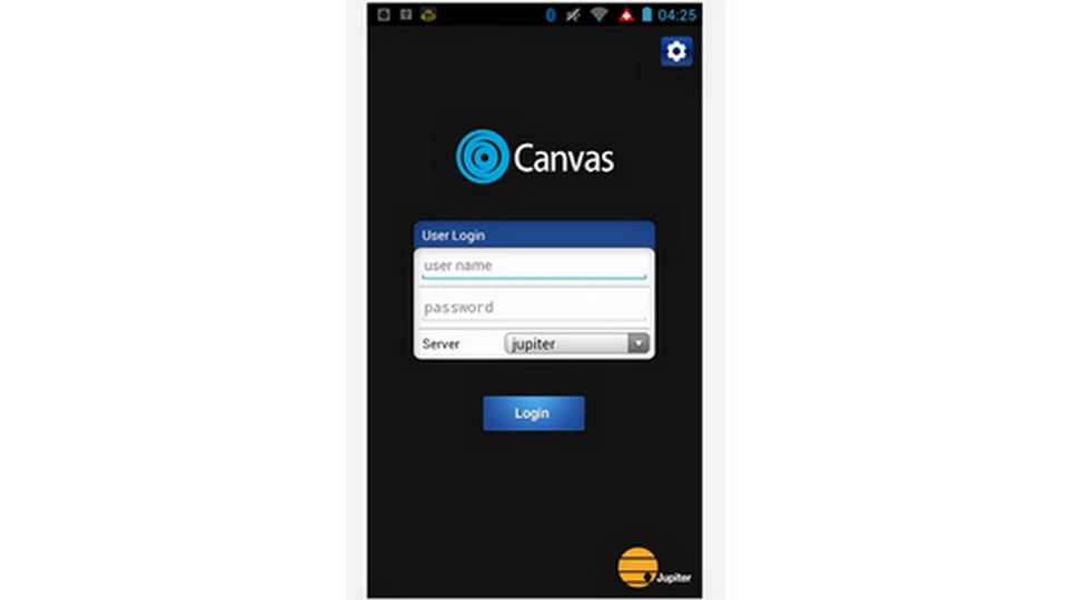 Canvas 5.3 Client Android