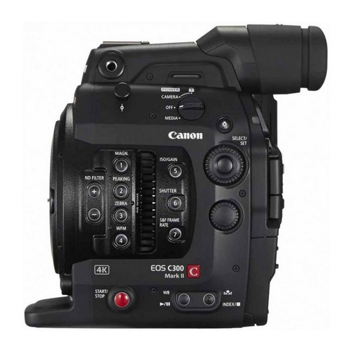 Видеокамера CANON EOS C300 Mark II (EF Mount)