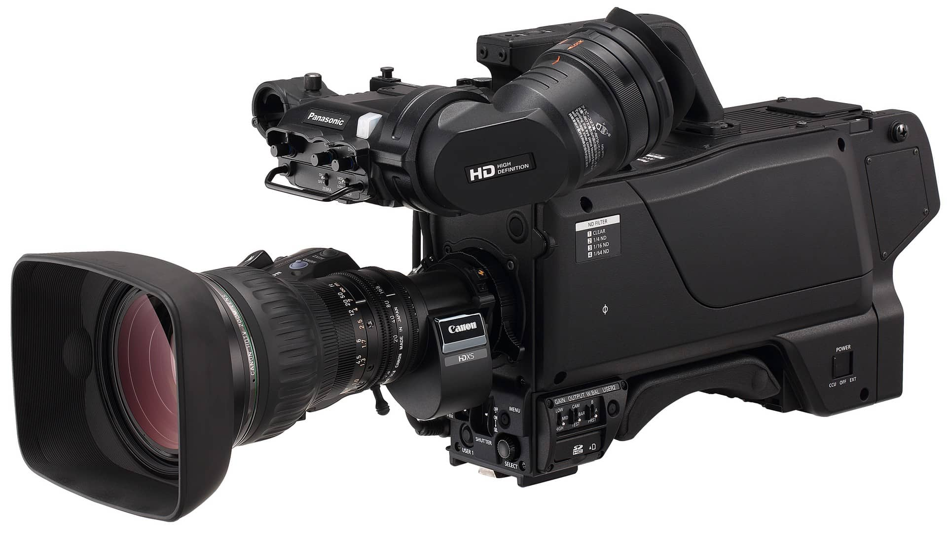 Студийная камера HD PANASONIC AK-HC3800GS